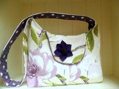 Floral print Hobo Bag £35.00