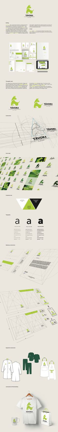 Távora Veterinary Clinic & Pet Shop on Behance