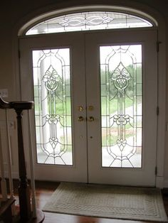 1000 images about french doors on pinterest double for All glass french doors