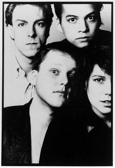 """We're not totally stupid. We're a little fucked up. We're pretty hard. We're kinda sweet. We're dark. We're beautiful. That's enough for anyone I suppose."" Black Francis (The Pixies)"