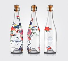 Mount Franklin Lightly Sparkling on Packaging of the World - Creative Package Design Gallery