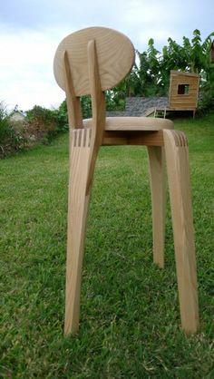 L'Air du Bois - Chaise design