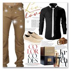 """Men's Fashion"" by gheto-life ❤ liked on Polyvore featuring SIMON SPURR, Tod's, Xerjoff, prAna, men's fashion and menswear"
