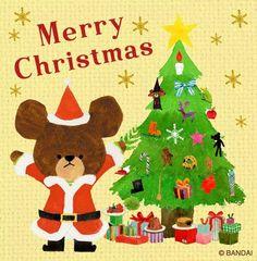 クリスマス くまのがっこう♡