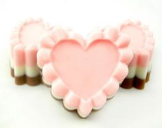 Soap Love Spell Soap Valentine's Day Soap by SweetClementineSoaps