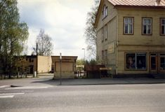 Muistaja Kiosk, Museum, Gazebo