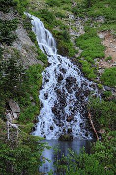 ✮ Vidae Falls - Crater Lake National Park
