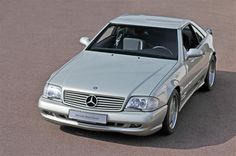 ALL TIME STARS | Mercedes-Benz R 129 SL 55 AMG Mille Miglia 1999