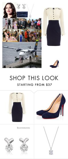"""Arriving at Vancouver Harbour, Vancouver, British Columbia."" by new-generation-1999 ❤ liked on Polyvore featuring Dorothy Perkins and Christian Louboutin"