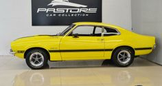 FORD Maverick GT 302 - Yellow Cars