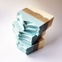 Rosemary, Mint and Lavender Soap by Mimi and Boo
