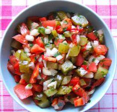 Gospodyni Miejska Salsa, Mexican, Ethnic Recipes, Food, Healthy Recipes, Kitchens, Essen, Salsa Music, Meals