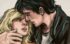 Percabeth I haven't pinned much Percabeth recently and i really liked this one