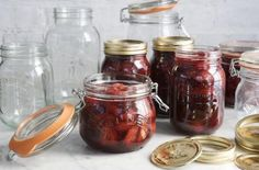 Canning Jars for Winter