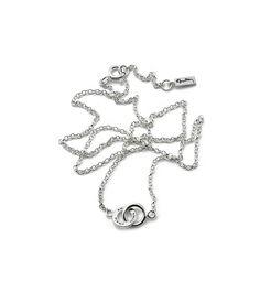 Efva Attling Mini Twosome necklace