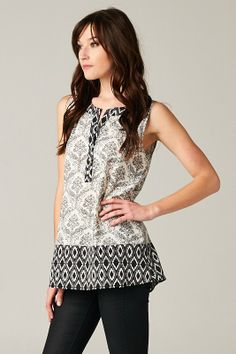 Riley Tunic | Awesome Selection of Chic Fashion Jewelry | Emma Stine Limited