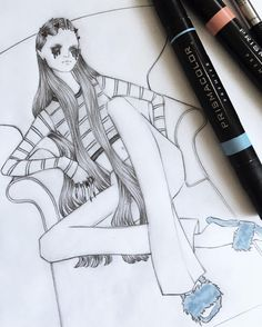ISSA GRIMM fashion illustration | design | style