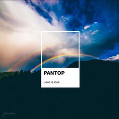 Love is everywhere.  #pride🌈 Pantone Universe, Color Card, Colour, Pink Sky, Flower Backgrounds, Color Swatches, Blue Aesthetic, Pantone Color, Aesthetic Pictures