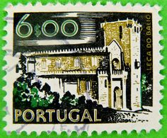 Portuguese postage stamp