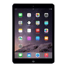CLEARANCE- Refurbished iPad Air Space Gray 16GB WiFi (MD785LL/A)