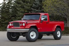 Awesome new Jeep...