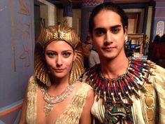 Sibylla Deen and Avan Jogia #TUT