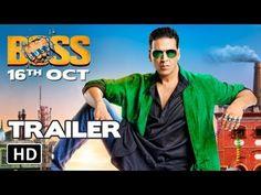 ▶ BOSS Official Trailer | Akshay Kumar | BOSS 2013