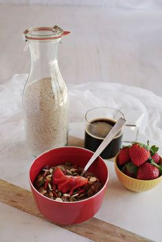 Homemade Hot Cereal Mix | A Beautiful Mess | Bloglovin'