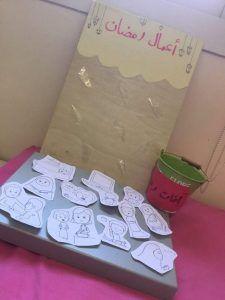 فائزون و خاسرون في رمضان نشاط ممتع قابل للطباعة رياض الجنة Muslim Baby Names Muslim Kids Activities Muslim Kids