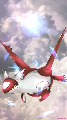Day 409 - Latias | ラティアス & Mega Latias | メガラティアスLatias is the younger of the duo, with a more cheerful and pl...
