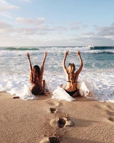 30 Ideas Travel Photography Friends Hawaii - Photography, Landscape photography, Photography tips Cute Beach Pictures, Hawaii Pictures, Summer Pictures, Friend Pictures, Beach Photos, Friend Pics, Videos Instagram, Foto Instagram, Disney Instagram