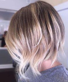 Balayage Haarfarben für Sommer Frisuren 2019
