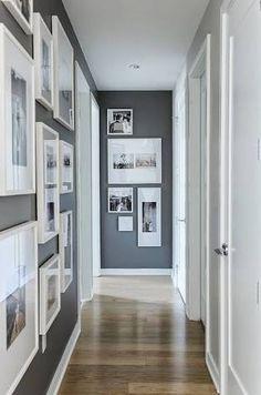 Resultado de imagem para corredor decorado