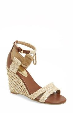 6ac2279490f9 MIA  Studio  Wedge Sandal (Women) available at  Nordstrom Womens Shoes  Wedges