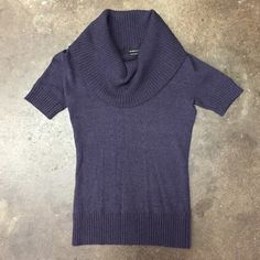 BCBG Sweater - Size XS BCBG Sweater - Size XS. Adorable sweater to wear with a dark pair for jeans. 34% Cotton. 34% Tencel. 32% Nylon. BCBGMaxAzria Sweaters Crew & Scoop Necks