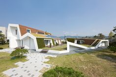 E+ Green Home / Unsangdong Architects #architecture #house #green