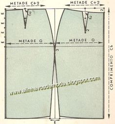 Ideas For Sewing Skirts Patterns Simple Skirt Patterns Sewing, Clothing Patterns, Moda Mania, Sewing Room Storage, Wallet Tutorial, Sewing Lessons, Pattern Drafting, Sewing Basics, Denim Fabric