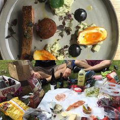 #100happydays #day68 Brunch and drinks with friend in the park; is there a better way to spend a Sunday funday. #bevvies #birthdayfun