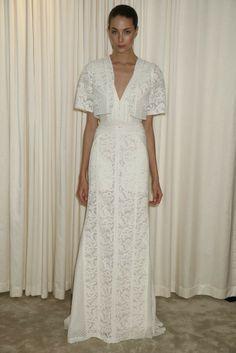 J.Mendel 2015 wedding dress
