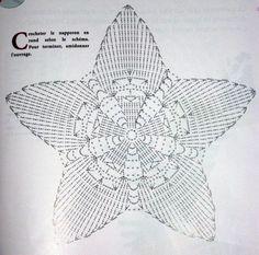 Billedresultat for diagramme porte bougie au crochet Filet Crochet, Marque-pages Au Crochet, Crochet Tunic Pattern, Crochet Bookmark Pattern, Crochet Carpet, Crochet Stars, Crochet Bookmarks, Crochet Collar, Crochet Snowflakes