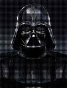 Darth Vader Crochet Pattern... one day I will become an advanced level crocheter and make this!