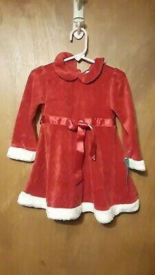 Ralph Lauren Baby Girls Plaid Cotton Tunic Top /& Bloomer Set Red Sz 24M NWT
