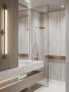 Bathroom Design Luxury, Bath Design, Bathroom Design Inspiration, Beautiful Bathrooms, Apartment Design, Room Decor, Interiors, Toilet, Instagram