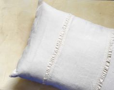 Everyone needs a nice sized pillow to make their bedding just perfect!