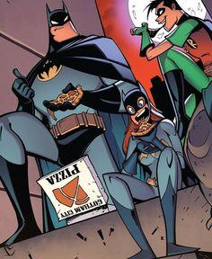 Bruce Timm, I Am Batman, Batman Vs Superman, Comic Manga, Comic Art, Batman Poster, Arte Dc Comics, Batman The Animated Series, Cartoon Tv Shows