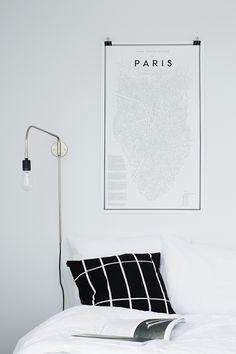 La petite fabrique de rêves: Susanna Vento for Sato // Part 1 Home Bedroom, Bedroom Decor, Bedroom Inspo, Master Bedroom, Bedroom Lighting, Ikea, Sconces Living Room, Blog Deco, Home Decor Inspiration