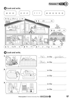 Worksheets – Show  And  Text