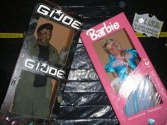 G.I. Joe & Barbie Costumes | Costume Pop
