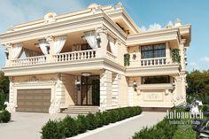 Exterior Design in Dubai, Exterior Villa Dubai, Photo 6