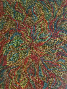 Here is another fine piece of Aboriginal Art  by Jeannie Petyarre / Bush Leaves (6A) is the title of the work.  Click on the artwork  to view more images and information on this piece and over 1000 other paintings from many of the best Aboriginal artists from Australia.   Thanks for viewing and have a great day!